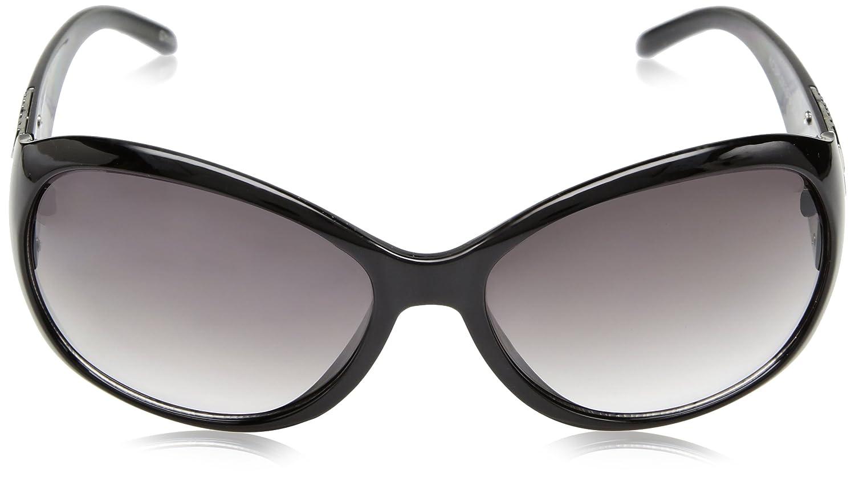 Southpole Boys 209SP OX Oval Sunglasses Black 65 mm Colors In Optics Sunglasses Colors In Optics