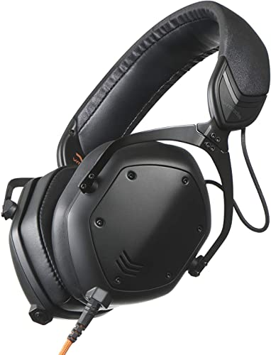 Crossfade M-100 Master Over-Ear Headphone – Matte Black