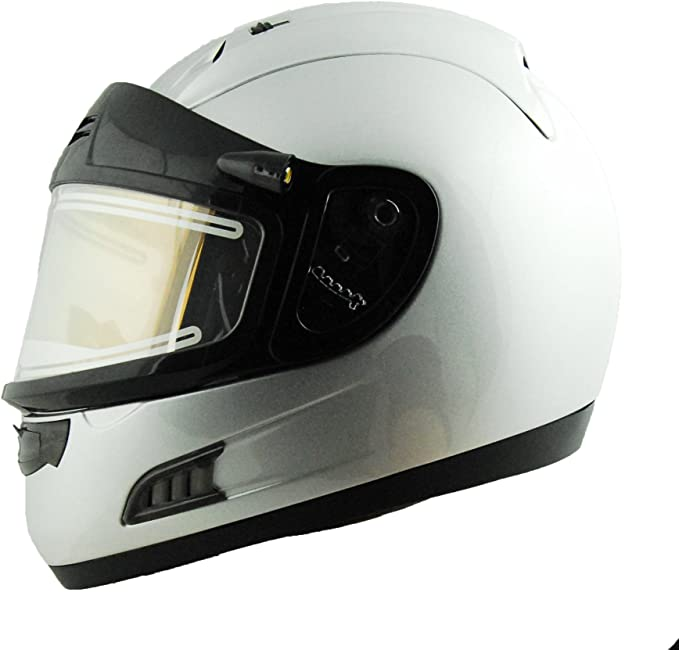 Vega Altura Full Face Helmet 5200-111 Silver, X-Small