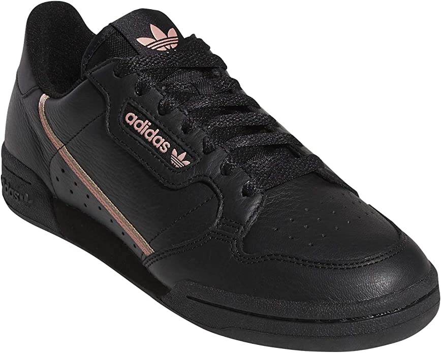 Adidas Continental 80 W Black Trace Pink Copper Metallic