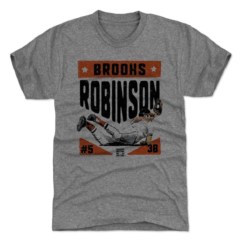 Brooks Robinson Shirt Vintage Baltimore Baseball Apparel Brooks Robinson Dive 4228