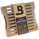 Boveda Cedar Wood 4-Packet Holder & Magnetic Mounting Kit for Cigar Humidors