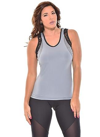 Amazon.com: Sportika Performance Dri-Tex Camiseta de ...