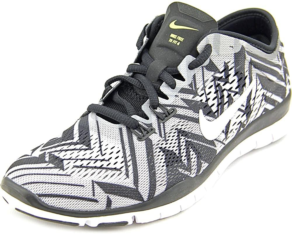 Nike Womens Free 5.0 TR FIT 4 Print Training Shoes