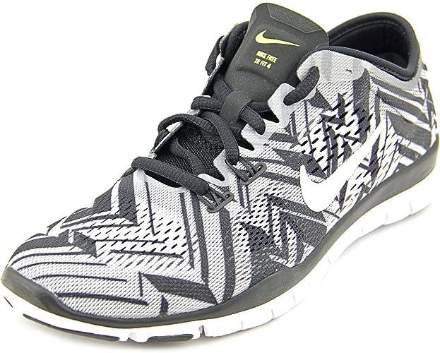Nike Womens Free 5.0 TR FIT 4 Print Training Shoes
