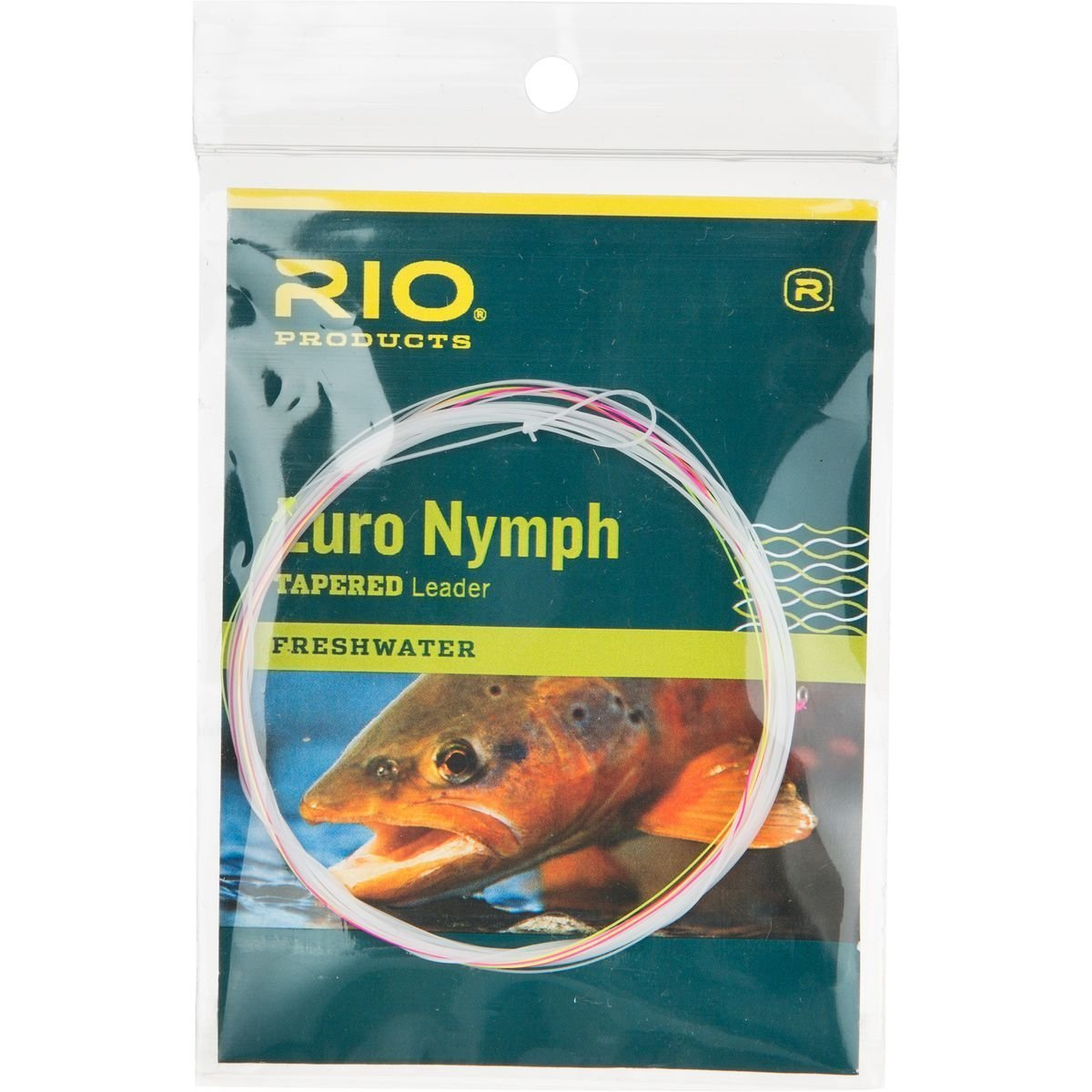 Rio Euro Nymph Leader - 2 Pack