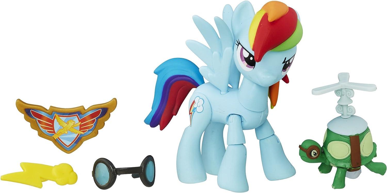 - Amazon.com: My Little Pony Guardians Of Harmony Rainbow Dash