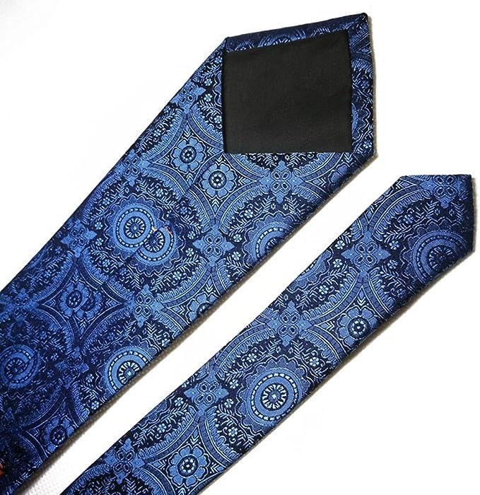 GuanBen Mens Tie,Black Wide 8.5cm Red Jacquard Gentleman Elegant Wedding Banquet Business Tie for Christmas Valentines Day Valentine/'s Day HJL New Year