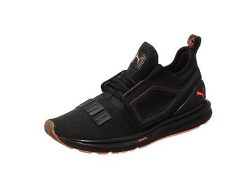 PUMA Ignite Limitless 2 Unrest Black Sports Shoes 19129502: Amazon.es: Zapatos y complementos