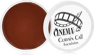 Cinema Beaute Curtain Call Foundation - 12g, Cocoa