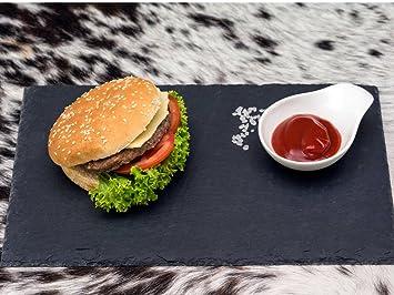 Piatti Cucina In Ardesia : Piatti di ardesia cm con feltrini amazon casa e cucina