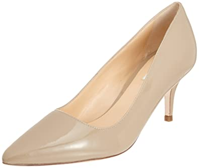 clearance 2015 low price fee shipping for sale Cole Haan Leather Semi-Pointed Pumps good selling cheap price wDUgxz