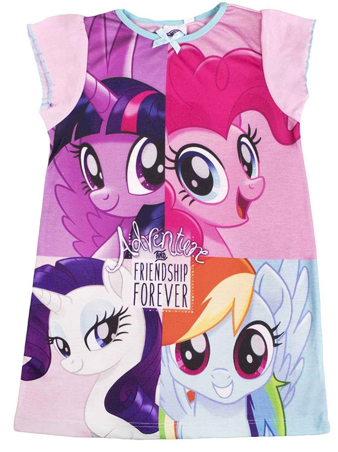 Girls My Little Pony Nightdress Size 2-8 Years MLP LB0575
