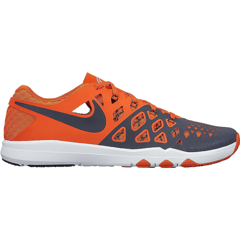 NIKE Men's Train Speed 4 Running Shoe B073NFPRB2 9 D(M) US|University Orange/Black/Marine/White