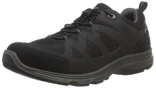 Homme Ecco Black Noir Chaussures Chaussures Light Iv De