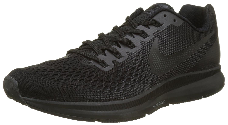 Nike Herren Air Zoom Pegasus 34 Laufschuhe Schwarz (schwarz Weiß-Dark grau) Größe B01M5JJMA2 Qualitätskönigin