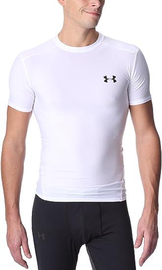 Under Armour Sport Style Short Manche T-Shirt Musculation Fitness Courir Sport