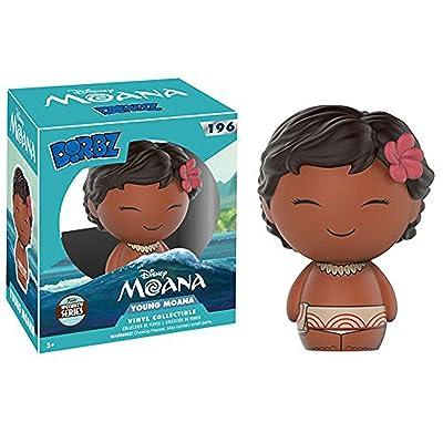 Funko Specialty Series Dorbz! Moana - Young Moana Vinyl Figure!: Toys & Games