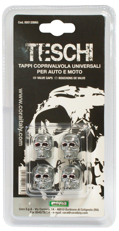 4 piezas CORA 000120665 cr/áneos Tapones para v/álvula
