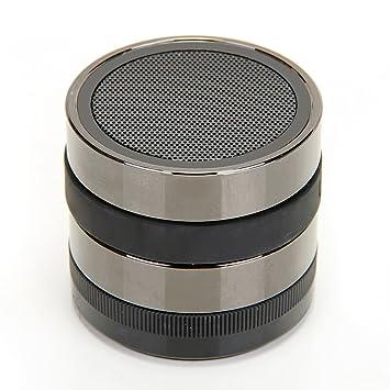 Altavoz Altavoces Bluetooth FM Cable USB Tarjeta TF 32GB MP3 Gris