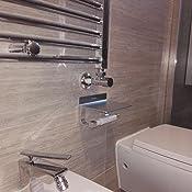Wangel adesivo forte porta rotolo carta igienica colla - Bucare piastrelle bagno ...