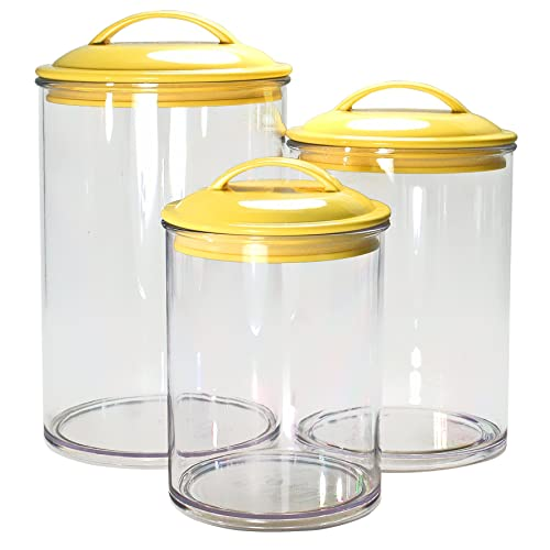 Yellow Canisters Sets: Amazon.com