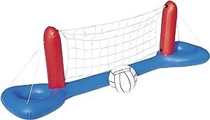 Bestway 52133 - Red Hinchable Voleibol 64x244 cm: Amazon.es ...