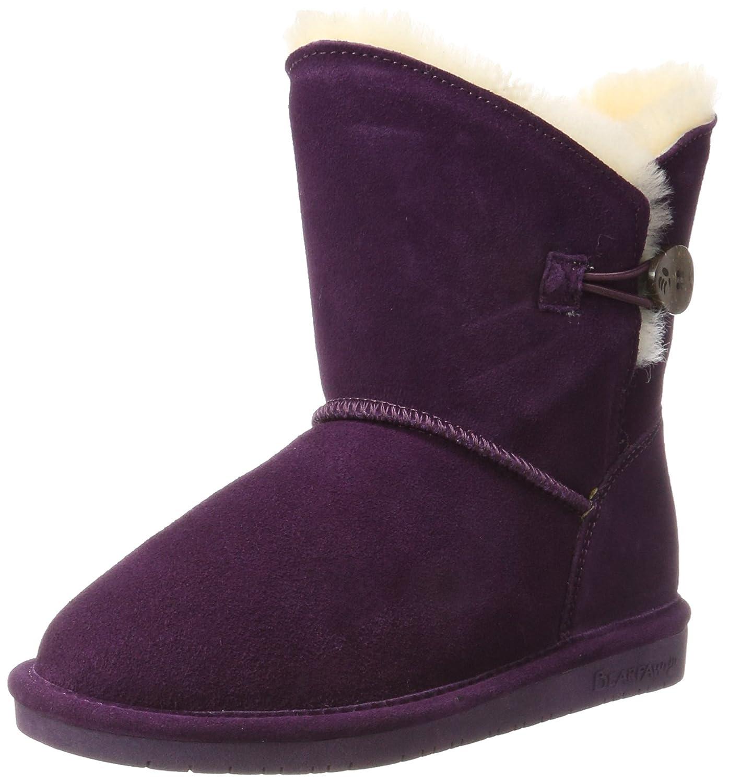BEARPAW Women's Rosie Winter Boot B06XRQ5R34 10 B(M) US|Plum