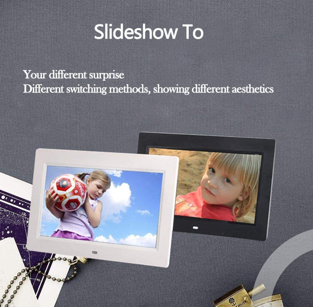 15 Inch Digital Picture Frame 1024 /× 768 Hd Resolution 16:9 Wide Picture Screen Offers A Clear and Distinct Display Digital Photo Picture Frame 15 inches