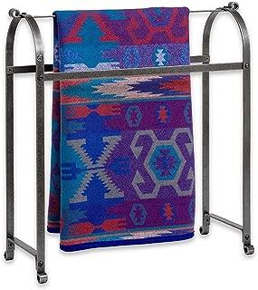 product image for Enclume Premier Quilt Rack, Hammered Steel
