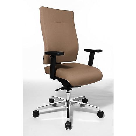 Topstar silla de oficina Profi Star 15 - Respaldo ergonómico ...