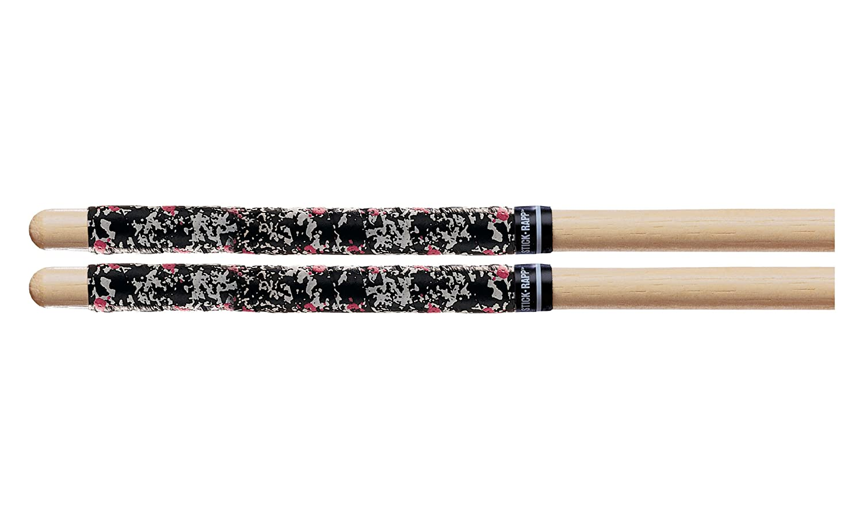 Black Splatter Promark SR3BLA Stick Rapp Drumstick Wrap
