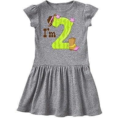 Amazon Inktastic Two Cactus Cowgirl Birthday Infant Dress Clothing