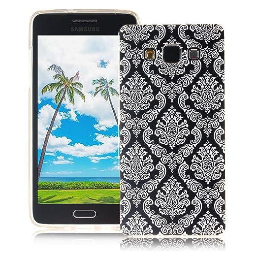 14 opinioni per XiaoXiMi Cover Samsung Galaxy A3 2015 SM-A300F Custodia in Silicone Gomma Gel