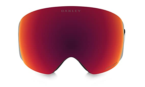 21506866a6 Amazon.com   Oakley Flight Deck Prizm Mens Snow Snowmobile Goggles Eyewear  - Prizm Torch One Size Fits All   Sports   Outdoors