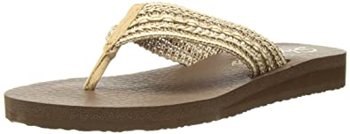 Skechers Womens Meditation-Zen Summer Flip-Flop