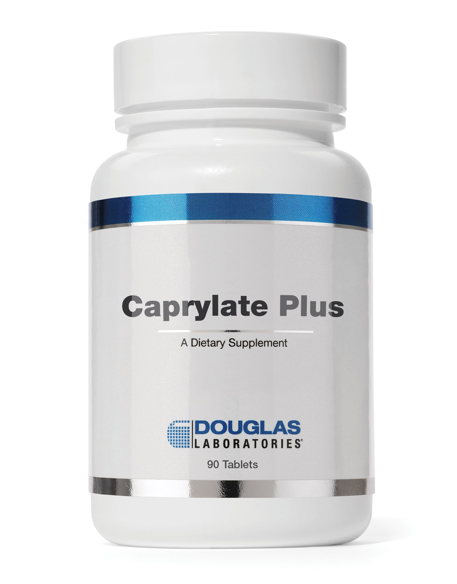 Douglas Laboratories - Caprylate Plus (Formerly Candistat) - Caprylic Acid for Normal Microecology of the Intestinal Microflora* - 90 Tablets