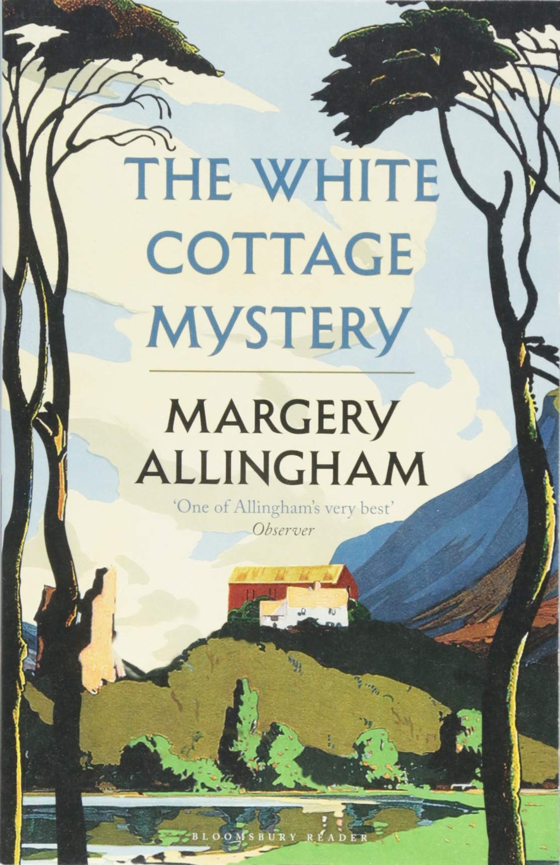 The White Cottage Mystery: Amazon.es: Margery Allingham: Libros en idiomas extranjeros