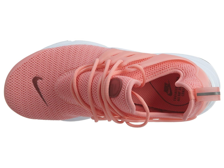 the latest 7f254 99b20 Nike Womens Air Presto Bright Melon/Bright Melon Running ...