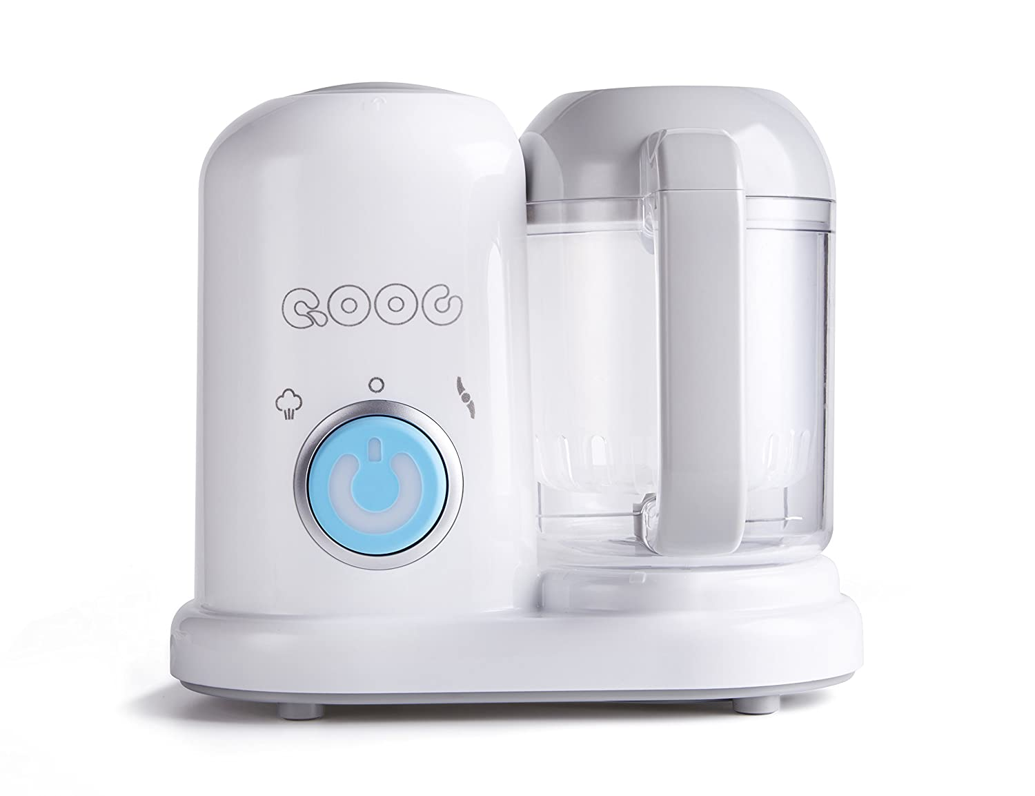 QOOC 4-in-1 Mini Baby Food Maker QOOC01