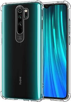 MoKo para Xiaomi Redmi Note 8 Pro Funda, Choque-Absorbente ...