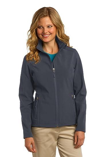 f34499a2dbb Port Authority Women s Core Soft Shell Jacket at Amazon Women s Coats Shop