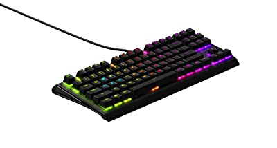 SteelSeries Apex M750 TKL RGB Tenkeyless Mechanical Gaming Keyboard