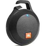 JBL CLIP+ Bluetoothスピーカー IPX5防水機能 ポータブル/ワイヤレス対応 ブラック  JBLCLIPPLUSBLK【国内正規品】