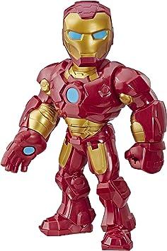 Oferta amazon: Playskool Heroes- Mega Mighties Avengers Iron Man, Multicolor (Hasbro E4150ES0)