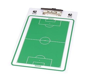 b+d - Pizarra básica (para entrenador de fútbol): Amazon.es: Deportes y aire libre