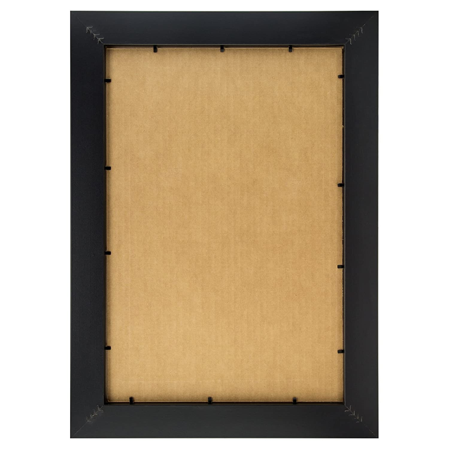 Raw Natural Finish Craig Frames 78673000 4 by 6-Inch Picture Frame Solid Wood 1.8-Inches Wide