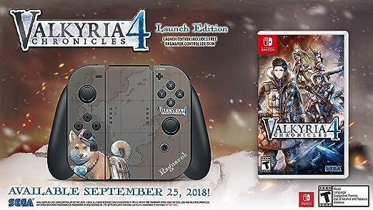 Valkyria Chronicles 4 for Nintendo Switch [USA]: Amazon.es: Sega ...