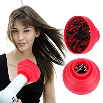 Haartrockner Diffuser Befestigung Faltbare Haar Diffusor Für