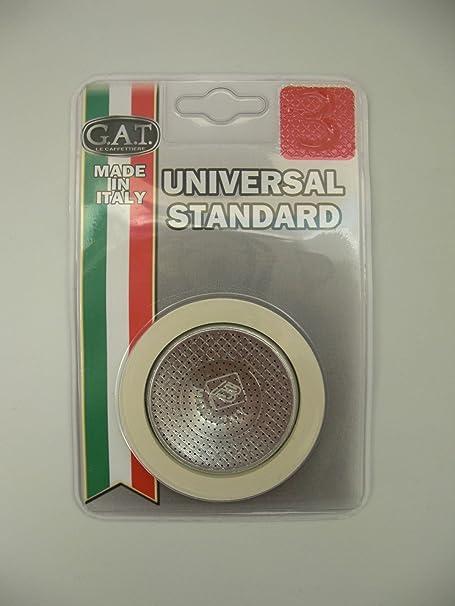 Juntas de goma y filtro de GAT para cafetera espresso (fabricado ...